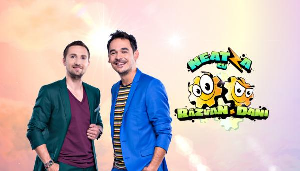 Neatza cu Răzvan şi Dani