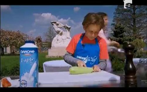 Junior Chef - finala