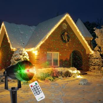 EASYmaxx Laser Spotlight
