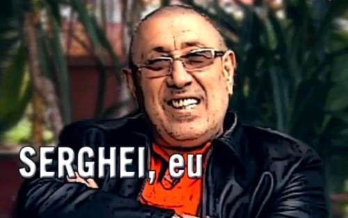 Serghei, eu
