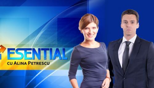 Esenţial, cu Alina Petrescu și Mircea Badea