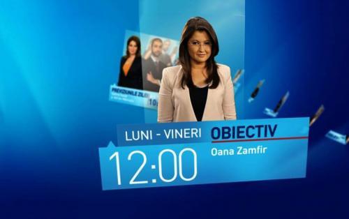 Obiectiv, cu Oana Zamfir