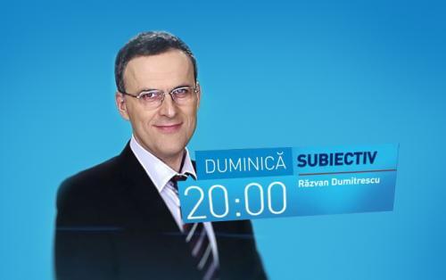 Subiectiv, cu Răzvan Dumitrescu