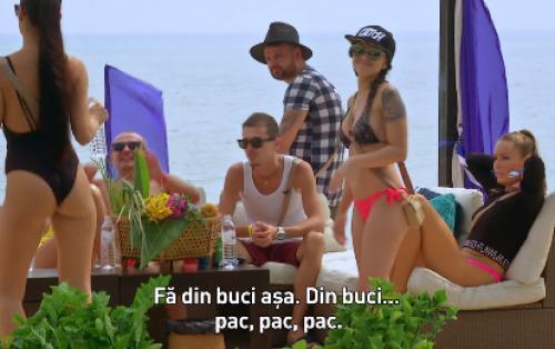 Episodul 16 - Insula Iubirii (necenzurat)