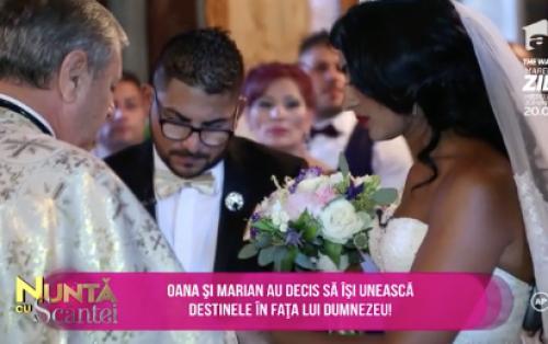 Nunta cu scantei