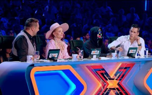 Editia 5 - X Factor