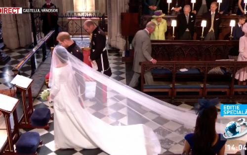 Editie Speciala - Nunta Prințului Harry cu Meghan Markle
