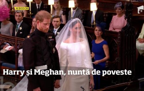 Observator Special - Nunta Prințului Harry cu Meghan Markle
