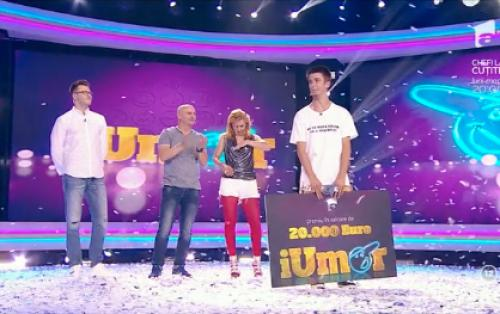 iUmor - Editia 14 - Finala