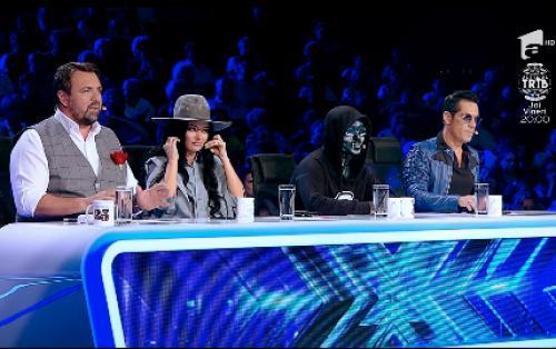 X Factor - Editia 4