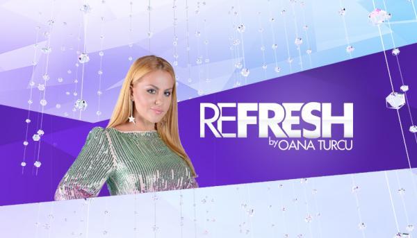 Refresh by Oana Turcu