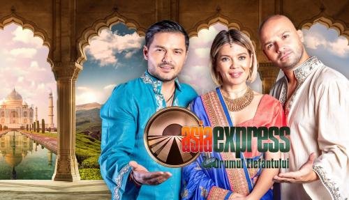 Asia Express Sezonul 2