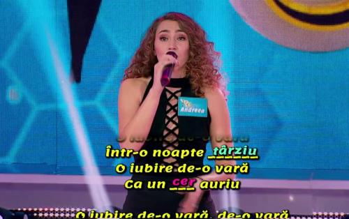 Editia 2 - Za Za Sing