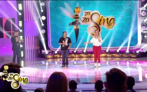 Ediţia 12 - Za Za Sing