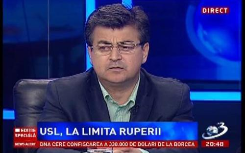 Ediţie specială cu Oana Stănciulescu, înregistrarea emisiunii din data de 17 mai 2013