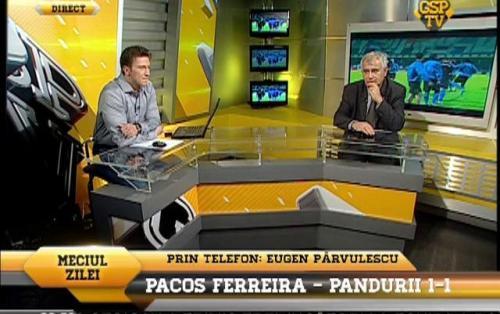 Meciul zilei: EL Pacos Ferreira v Pandurii