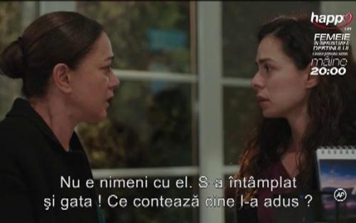 Femeie in infruntarea destinului - Episodul 95