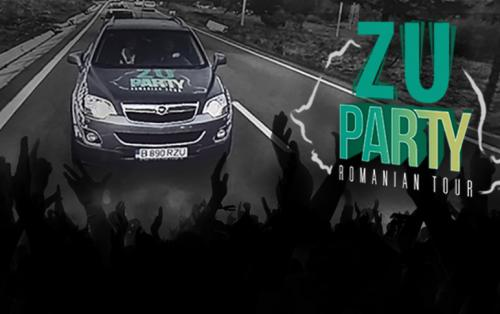 ZU Party Romanian Tour